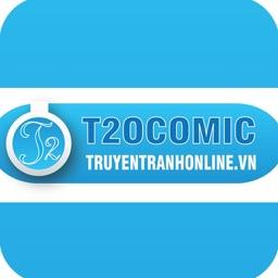Truyện Tranh Online T2O - Ứng dụng đọc truyện tranh hay nhất hiện nay