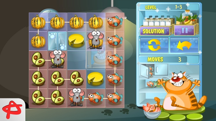 Steal the Meal: Free Unblock Puzzle screenshot-4