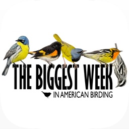 BirdsEye Biggest Week in American Birding Festival App
