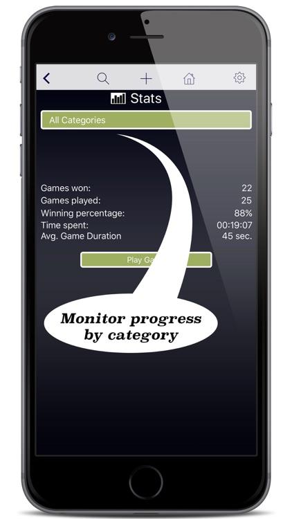 Flip Forever Flashcard Game App screenshot-3