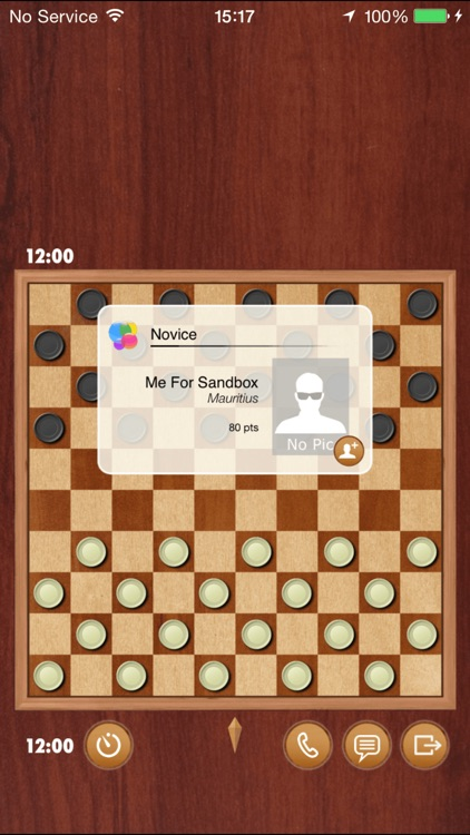Checkers 10x10 screenshot-3