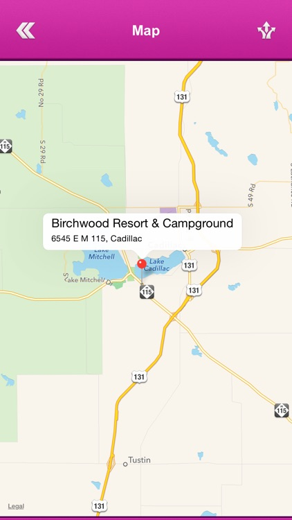 Michigan Campgrounds and RV Parks screenshot-4