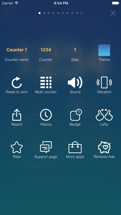 Counter +-1