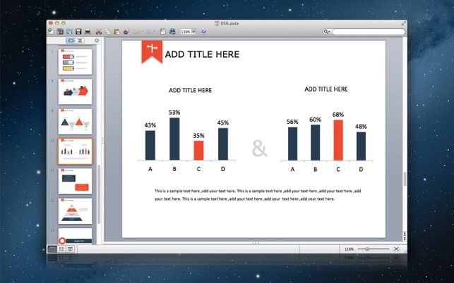 Templates for powerpoint microsoft on the mac app store toneelgroepblik Image collections