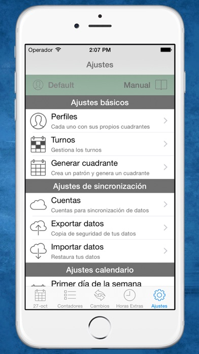 download CuadraTurnos PRO apps 0