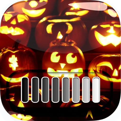 FrameLock – Halloween : Screen Photo Maker Overlays Wallpapers For Pro