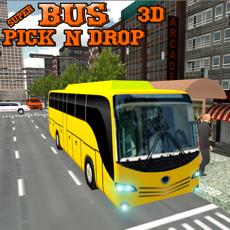 Activities of Super Bus Pick N Drop 3D