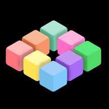 Qubed Gridblock - Block blitz grid bubble mania legend puzzle game