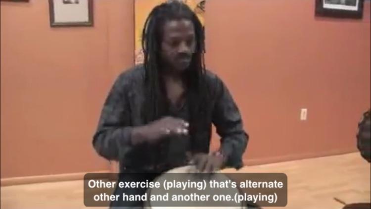 African Drums Clinic screenshot-3