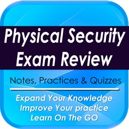 Physical Security Exam Review: 800 Study Notes & Quizzes