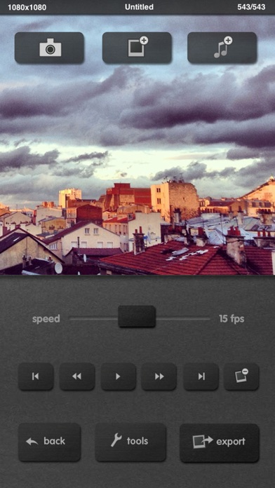 iMotion Pro Screenshot 3