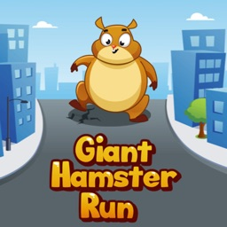 Giant Hamster Run - Run for Fun
