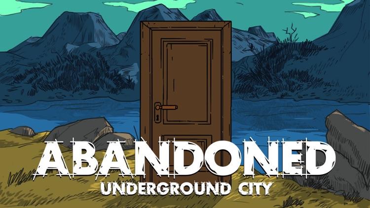 Abandoned: The Underground City screenshot-0