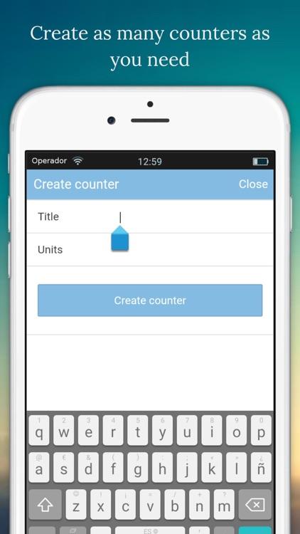 Easy Counter Free screenshot-4