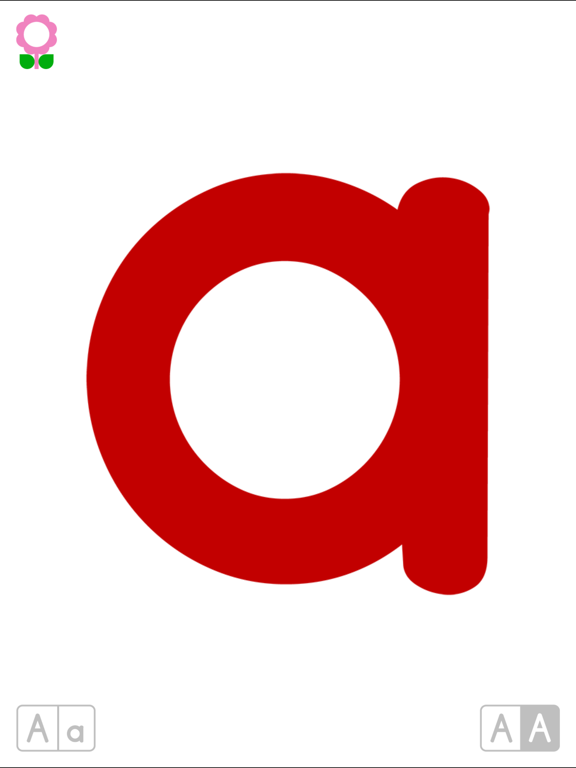 Colorful ABC (Nursery English Alphabets Flashcards for Kids | Montessori Education)-ipad-3