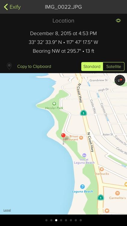 Exify - Tools for Photos screenshot-3