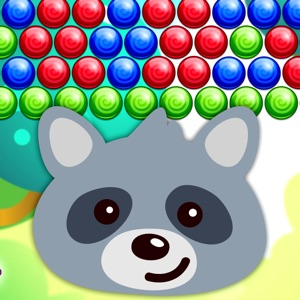Animals Bubble Shooter - Forest Poppers Ball Mania