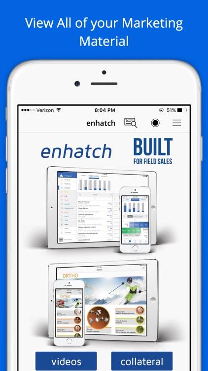 Enhatch for Marketing