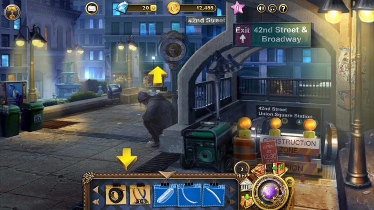 Secret of the Pendulum screenshot-0