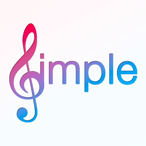 Simple Music - amazing chords creation keyboard app with free piano, guitar, pad sounds, and midi