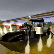 Activities of PT Boat Gunner - River Warfare Patrol Duty Simulator Game PRO