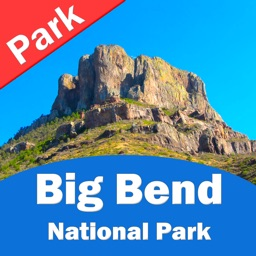 Big Bend National Park – GPS Offline Park Map Navigator