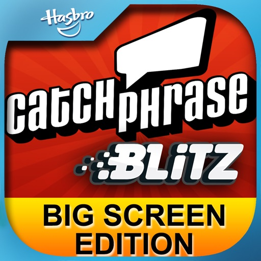 CATCH PHRASE Blitz: Big Screen Edition