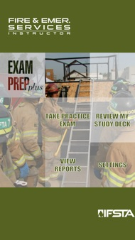 Fire and Emergency Services Instructor 8th Edition Exam Prep Plus iphone images