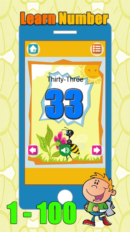 Number And Counting From 1 To 100 For Preschoolers screenshot-3