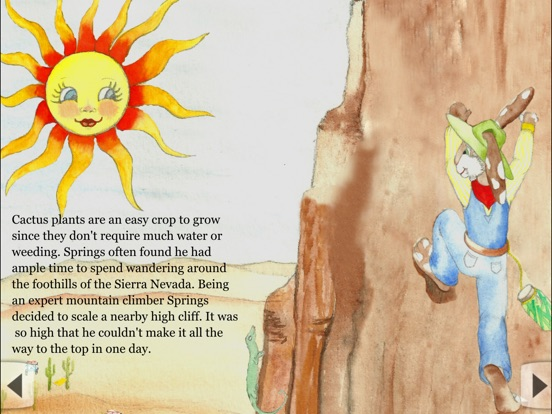 The Shortest Cactus Springs Tale Ever-ipad-2
