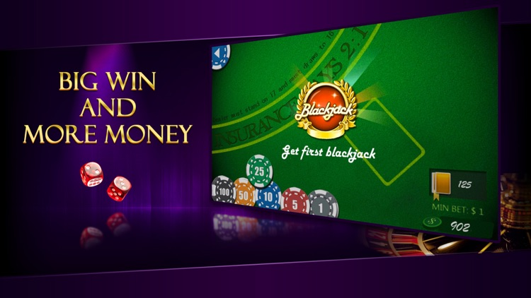AE Blackjack - Free Classic Casino Card Game with Trainer screenshot-3
