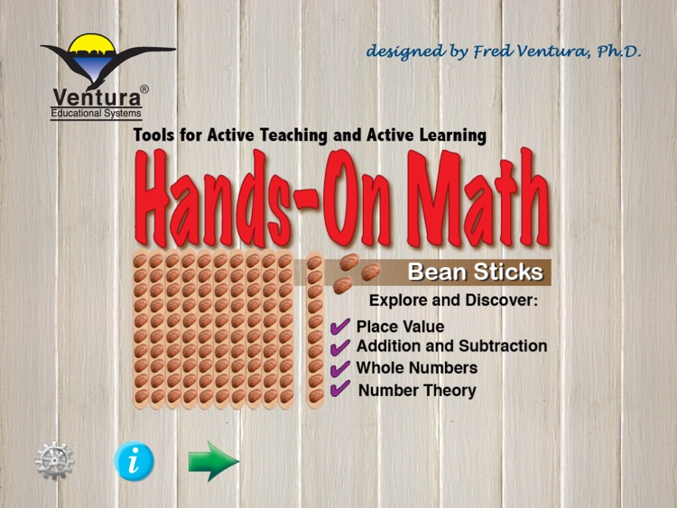 Hands-On Math: Bean Sticks screenshot-0