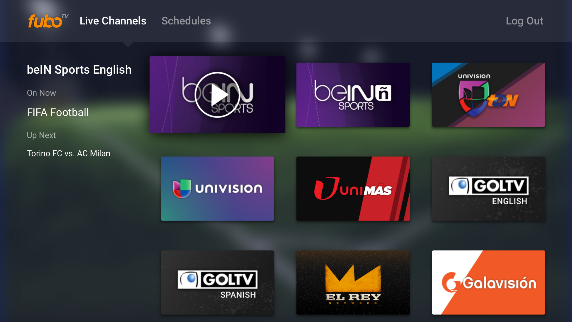 fuboTV: Watch Live Sports & TV screenshot 11