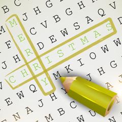 Wortsuche - Suchen Sie die versteckten Buchstaben