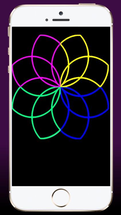 Mandalas Coloring And Paint screenshot-4
