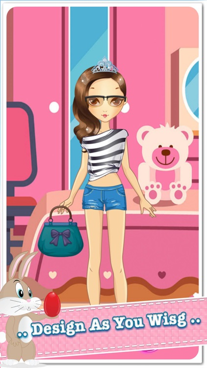 Pretty Girl Celebrity Dress Up Games - The Make Up Fairy Tale Princess For Girls