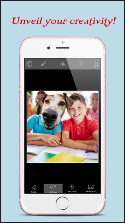 Superimpose Pro - Photo Background Changer and Sticker Maker screenshot-3