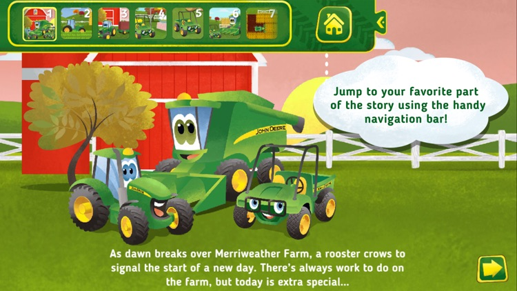 Johnny Tractor and Friends: County Fair screenshot-0