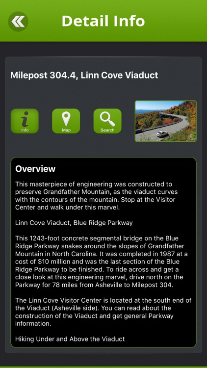 Blue Ridge Parkway Mile-By-Mile screenshot-2