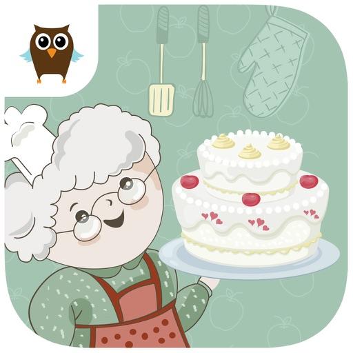 Grandma's Cakes - No Ads