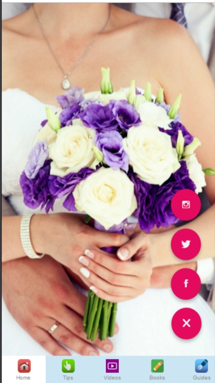 Wedding Tips - Learn to Plan Your Perfect Wedding screenshot-0