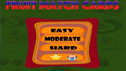 Ninu's Fruit Match Card Game for Kids