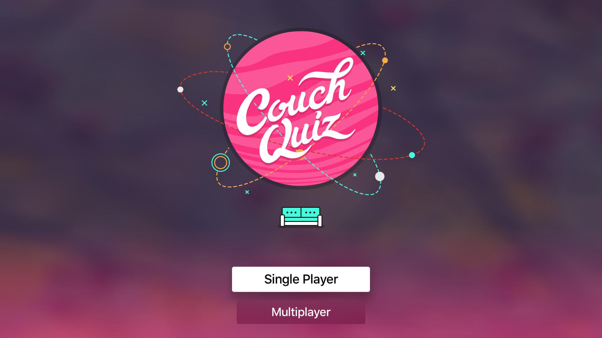 CouchQuiz Multiplayer Trivia screenshot 6