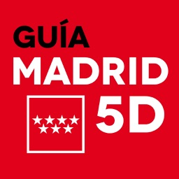 MADRID 5D GUIDE. 100% VISUAL, PORTABLE and OFF-LINE. TOURISM in the MADRID Region.