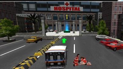 911 Ambulance Help Rescue screenshot two