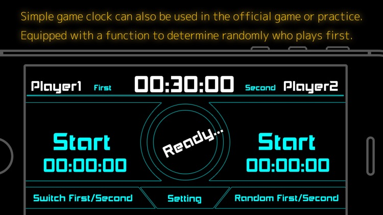 TCG Clock screenshot-0