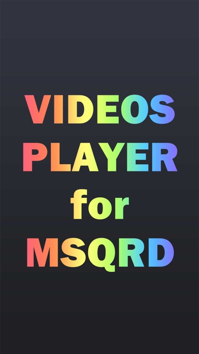 Video Selfies for MSQRD.me - Watch Animated Masks & Face