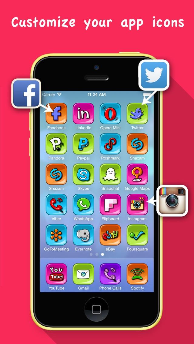 App Icon Skins Pro - ... screenshot1