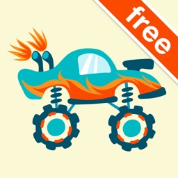 Monster Trucks for Babies Free