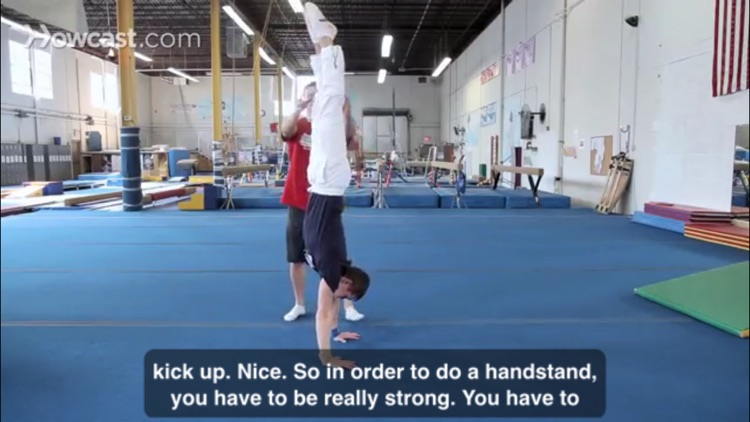 Junior Gymnastics screenshot-3